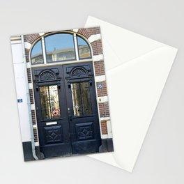 Dutch doors Stationery Cards