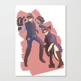TSM's Finest Canvas Print
