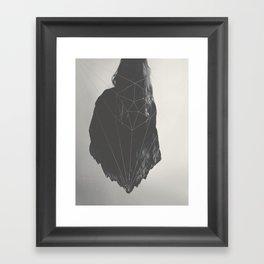 Nebula Quiescence Framed Art Print