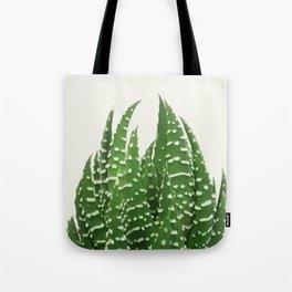 Haworthia Tote Bag
