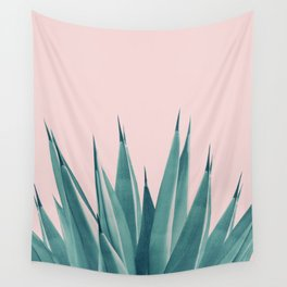 Blush Agave Dream #1 #tropical #decor #art #society6 Wall Tapestry
