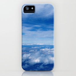 Clouds Sessions 004 iPhone Case