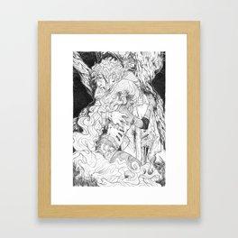 D O N . T Framed Art Print