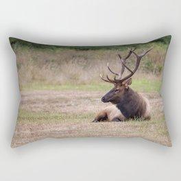 The Boss Rectangular Pillow