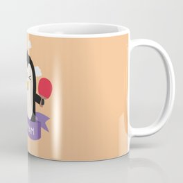 Penguin table tennis from VIETNAM T-Shirt Coffee Mug