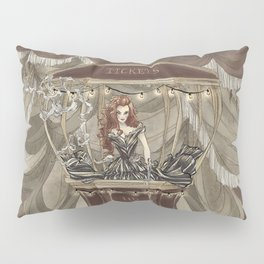 Midnight Circus: tickets Pillow Sham