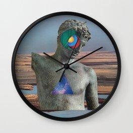 Introspective Wall Clock