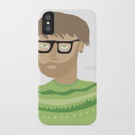 hiphip iPhone Case
