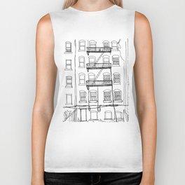 Brooklyn Alley Biker Tank