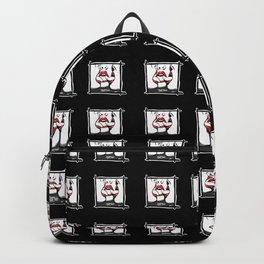 NIGHTJUNKIE  3WAY KISS Backpack