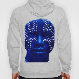Face with Dots - Ethiopia Hoody