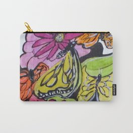 Art Doode No. 3 Carry-All Pouch
