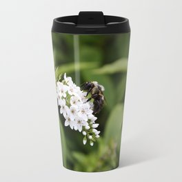 flight of the bumblebee  Travel Mug