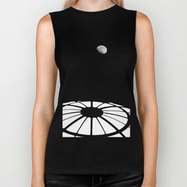 Far Away And Gone Biker Tank