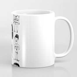 PEEPZ Coffee Mug