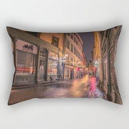 Stockholm walking Rectangular Pillow