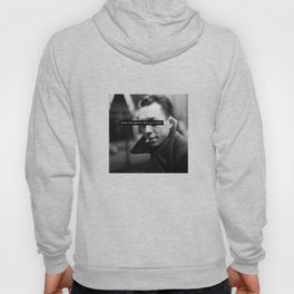 """""""Should I Kill Myself or Have a Cup of Coffee?"""" Albert Camus Quote Hoody"""