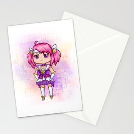 Star Guardian Lux Stationery Cards