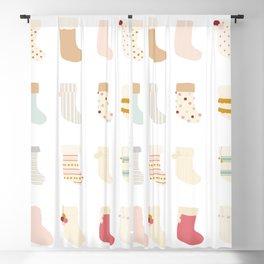 Stockings 2 Blackout Curtain