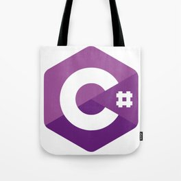 C# - C Sharp Tote Bag