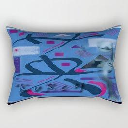 Homage to Balzac n.7 Rectangular Pillow