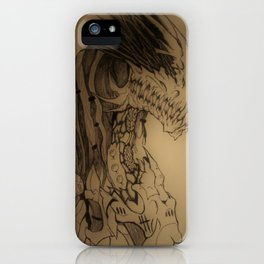 Blade Guard iPhone Case
