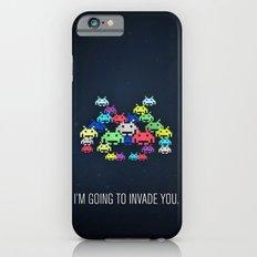 invader boss iPhone 6s Slim Case