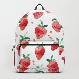 Strawberries Pow Backpack