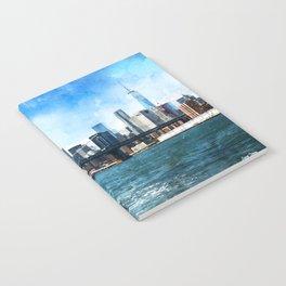 New York City, Coastal Notebook
