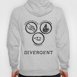 Divergent (Black) Hoody