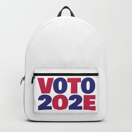 Vote 2020, Typographic, US elections Backpack
