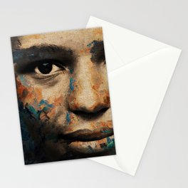 The Human Race 6 Stationery Cards