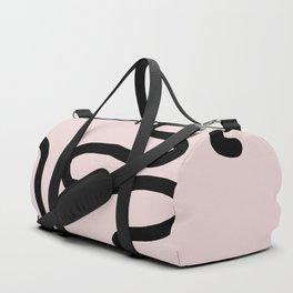 the Jazz Singer Duffle Bag