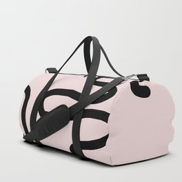 the Jazz Singer Duffle Bag