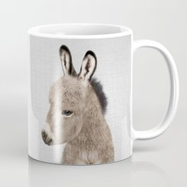 Donkey - Colorful Coffee Mug