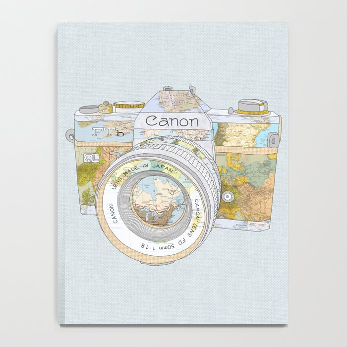 TRAVEL CAN0N Notebook
