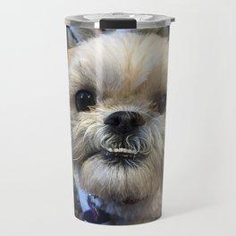 Just Smile Travel Mug