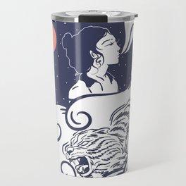 Femme Fatal Travel Mug