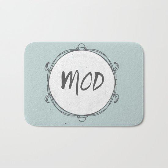 Mod Monocle Bath Mat