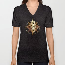 WITH EVERY NEW DAY COMES NEW STRENGTH Unisex V-Neck