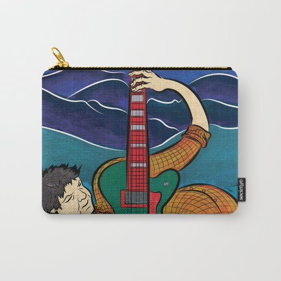 Island Dreams Carry-All Pouch