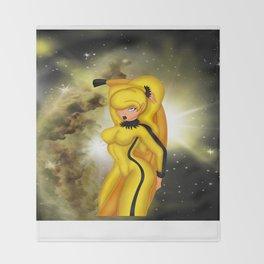 Hot Banana Throw Blanket