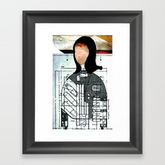 MoNa Collective Framed Art Print