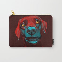 The Dogs: Rufus Carry-All Pouch