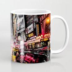 New York City Night II Mug