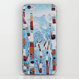 Alyeska First Snowfall iPhone Skin