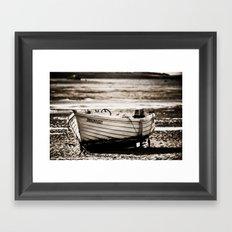 Dreadnought Framed Art Print