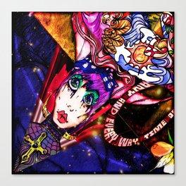 Intergalactic Guardian Starlight Canvas Print