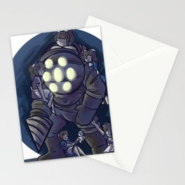 big daddy Stationery Cards