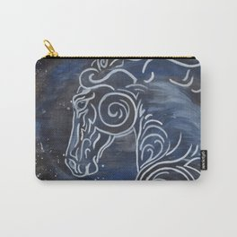 Horse and Stardust Carry-All Pouch